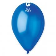 Lufi (metál), sötét kék, 26cm, 100 db/cs