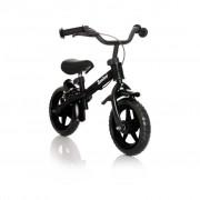 Baninni Bicicletta Senza Pedali Wheely Nera BNFK012-BK
