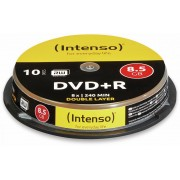 Intenso DVD+R Spindel Intenso (DoubleLayer)