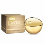 Perfume Para Dama Dkny BE DELICIOUS GOLDEN Eau de Parfum 100 Ml.