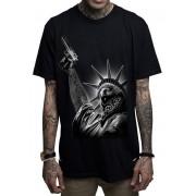 t-shirt hardcore uomo - STICK UP - MAFIOSO - MAF011