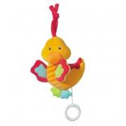 Jucarie muzicala Ratusca Brevi Soft Toys