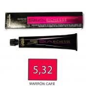 Loreal DIARICHESSE 5,32 Marrón Café - tinte 50ml