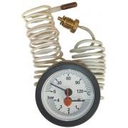 Termomanométer 4bar 0-120°C