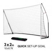 Poarta fotbal Quickplay Kickster Academy 3x2m