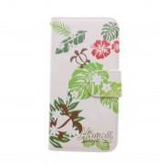 【kahiko】手帳型iPhone7用スマホケース Hawaiian その他15 レディース