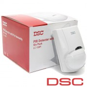 DETECTOR DE MISCARE PIR DSC LC 100PCI PRET/BUC LA 96 DE BUCATI