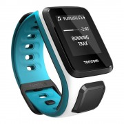 TomTom Runner 2 Music - L - Sky Captain Blue/ Scuba Blue