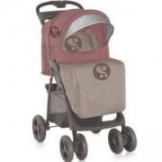 Детска лятна количка - Foxy - Beige teracotta, Lorelli, 075169
