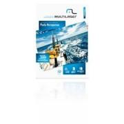 Multilaser Papel Fotográfico Multilaser Microporoso A4 260G/M2 C/ 10 Folhas - Branco - PE018 PE018