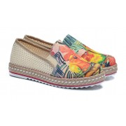 Goby multicolor slip on Exotic