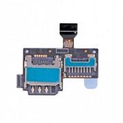 Лентов кабел Samsung i9195 Galaxy S4 mini + СИМ Четец