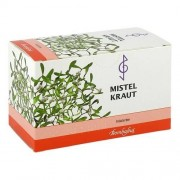 Bombastus-Werke AG MISTELKRAUT Filterbeutel 20X2.5 g