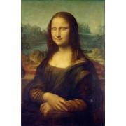 Puzzle D-Toys - Leonardo Da Vinci: Mona Lisa, 1.000 piese (Dtoys-72689-DA01-(72689))