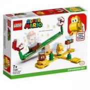 Конструктор Лего Супер Марио - Допълнение Piranha Plant Power Slide, LEGO Super Mario 71365