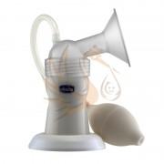 Chicco Classic mellszívó Kézi pumpás mellszívó Well-Being 150 ml cumisüveggel