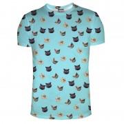 Mr. Gugu & Miss Go Grumpy Cats Unisex Short Sleeved T Shirt TSH041