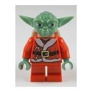 Lego Star Wars Santa Yoda Minifigure