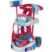 Jucarie copii Klein Cleaning Trolley With Accessories