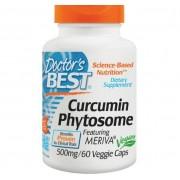 Doctors Best Curcumin Phytosome with Meriva 500 mg (60 Veggie Caps) - Doctor's Best