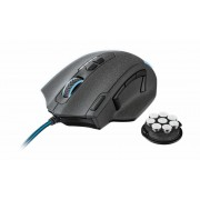 Mouse, TRUST GXT 155, USB, Gaming, Black (20411)