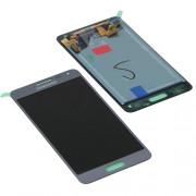 Дисплей + тъч за Samsung G850F Galaxy Alpha Сив