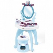 Jucarie copii 3+ ani Masuta de machiaj Frozen 2 2 in 1 cu accesorii