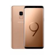 "Samsung Smartphone Samsung Galaxy S9 Sm G960f Dual Sim 64 Gb 4g Lte Wifi 12 Mp Octa Core 5.8"" Quad Hd+ Super Amoled Refurbished Sunrise Gold"