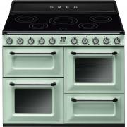 SMEG Tr4110ipg Cucina 110x60 5 Zone Cottura A Induzione Doppio Forno 122 Litri C