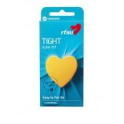 RFSU Tight Fit Condoms 10-pack Kondomer Transparent