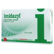 RECORDATI SpA Imidazyl*coll 10fl 1d 1mg/ml