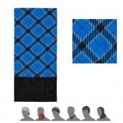 eșarfă Sensor tub lână erou albastru 16200173