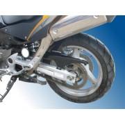 Honda XL1000V Varadero Rear Hugger: Gloss White 071240C