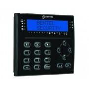 Tastiera LCD Nera con lettore di prossimità e 3 Terminali I/O programmabili