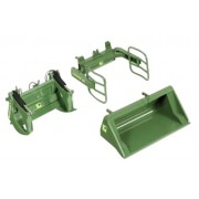 Wiking 132 Front Loader Attachment Set A Green