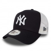 New Era Baseball sapka CLEAN TRUCKER NEYYAN NVYWHI 11588489