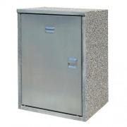 Kukatároló szekrény - 1 fém kuka tárolására alkamlas 3454