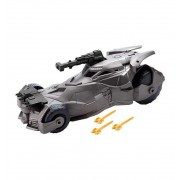 Batmovil Superlanzamisiles - Mattel