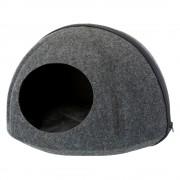 Trixie Evi мека пещера за котки и кучета от изкуствен филц - Ø 43 × В 32 см