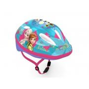 Disney Frozen - Cykelhjälm - Ljusblå Stl 52-56