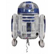 Balão alumínio R2D2 Star Wars™