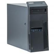 Lenovo ThinkCentre M83 Intel Pentium Dual Core G3220 3.00 GHz, 4 GB DDR 3, 500 GB HDD, DVD-ROM, Tower, Windows 10 Pro MAR
