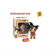 Goku hot topic Funko pop navidad dragon ball z pelo negro