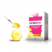 Tachifludec Limone e Miele, 10 bustine da sciogliere in acqua