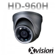 CCTV antivandal kamera 960H s 10m IR LED - šedá