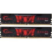 Memorii G.SKILL Aegis DDR4, 2x8GB, 2400 MHz, CL 17