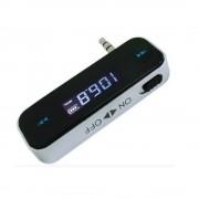 Fm Transmisor fără fir - Răspundeți la apeluri în siguranță și ascultați muzică fără fir în mașină.