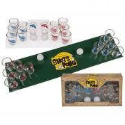 Geen Drankspel/drinkspel shotjes pong