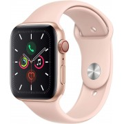 Apple Watch S5 44mm Gold Alu Pink Sport MWVE2