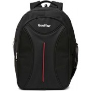 Quaffor 18 inch Laptop Backpack(Black)
